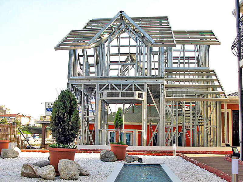سازه های فولادی سردنورد