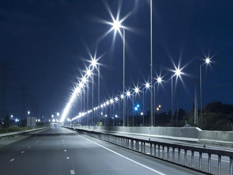 طراحی های جدید در زمینه روشنایی معابر